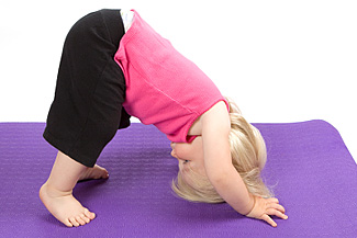How is yoga beneficial for your child?