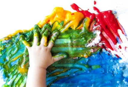 5 creative activities to engage with your toddler
