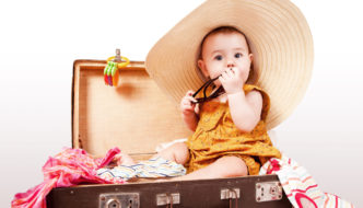 Top 5 Travel Tips for New Parents