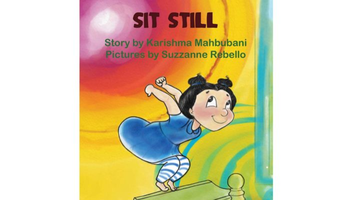 Sit still – Book review
